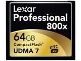 雷克沙CF卡 800X(64GB)
