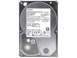 东芝2TB 7200转 64MB(DT01ACA200)
