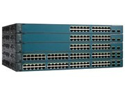 CISCO WS-C3560V2-48PS-S