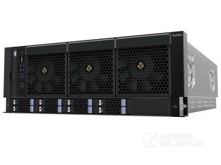 曙光天阔I840-G10((Xeon E5-4607*4/3*8GB/2*300GB/SAS卡)