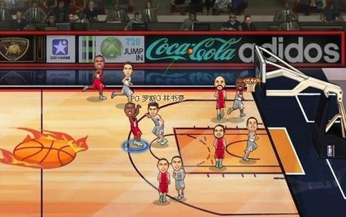 次轮来袭 《水煮篮球》球员副本巨星登场