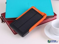 太阳能环保充电 迪比科S72移动电源图赏
