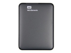 西部数据Elements 新元素 2TB(WDBU6Y0020BBK)