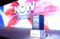 华为敏捷交换机S12700开创多个业界第一