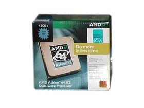 AMD 速龙64 X2 4400+(盒)