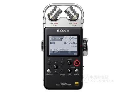 SONY/索尼 新一代专业级线性PCM录音棒 PCM-D100行货原封