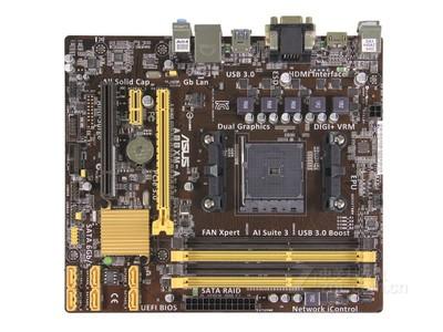 华硕A88xm-a主板可以上什么cpu
