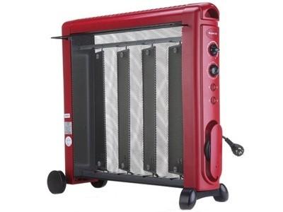 格力 NDYC-21b-WG  硅晶发热板电热膜/电暖器 即开即热,高效硅晶板制热,带断电复位限温器,安全放心,超低温启动,一体式烘衣架