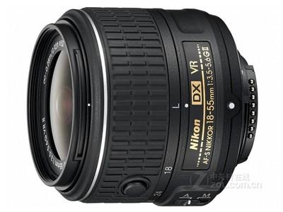 尼康 AF-S DX 18-55mm f/3.5-5.6G VR II