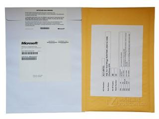 Microsoft SQL 2008R2 标准版 1CPU