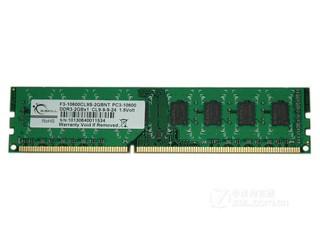 芝奇2GB DDR3 1333(F3-10600CL9S-2GBNT)