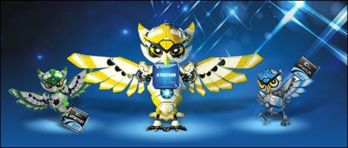 富威推出 Actions 炬力猫头鹰系列平板方案