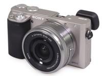 索尼A6000(16-50)微单南京报价3400元