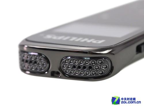 超薄精致外观 飞利浦VTR6600录音笔评测