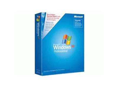 Microsoft Windows XP Professional SP2英文版(彩包)