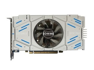 影驰GeForce GTX 750虎将