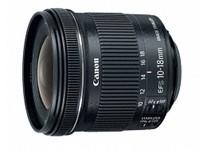 佳能EF-S 10-18mm f/4.5-5.6 IS STM