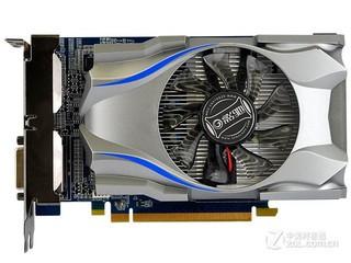 影驰GeForce GT740黑将