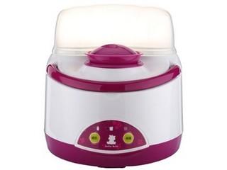 小白熊二合一消毒暖奶器HL-0634