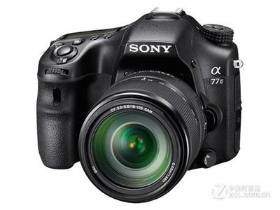 索尼(SONY)ILCA-77M2 A77M2 A77II 单电数码相机 A77M2套机(含DT 18-135mm镜头)