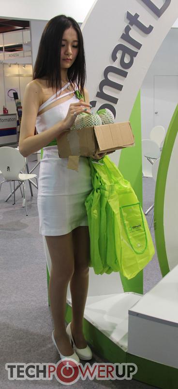 台北电脑展又一大波妹子来袭 130张ShowGirl美图一网打尽的照片 - 66