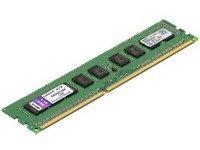 金士顿4GB DDR3 1600 ECC(KVR16LE11S8/4)
