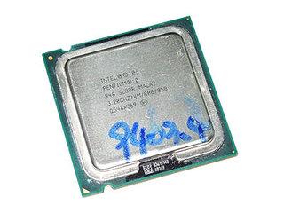 Intel 奔腾D双核 940(散)
