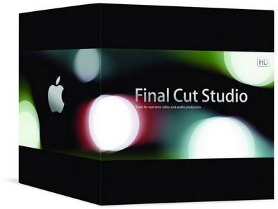 苹果 Final Cut Studio