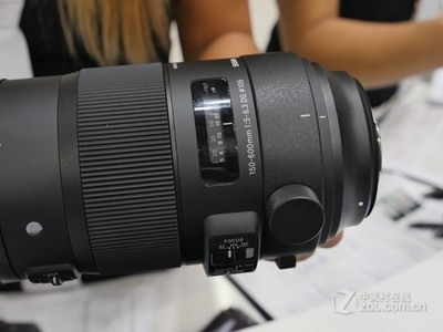 适马150-600mm f/5-6.3 DG OS HSM Sports(佳能卡口)