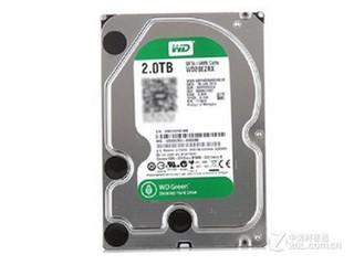 西部数据2TB 5400转 64MB SATA3 绿盘(WD20EZRX)
