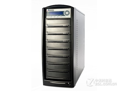 迪美视 BDRE111Net 网络版蓝光一托十一蓝光拷贝机
