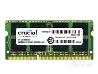 英睿达4GB DDR3 1600(CT51264BF160B)