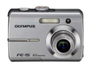 奥林巴斯FE-15