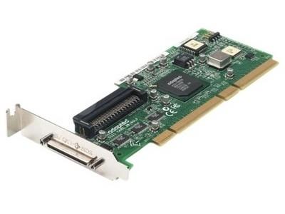 全新正品 Adaptec 29160LP SCSI 卡 160M/S PCI-X 可接内置、外置SCSI设备