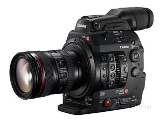 佳能EOS C300 Mark II