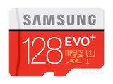 三星Micro SDXC卡 EVO+(128GB)