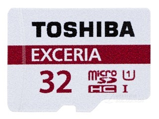 东芝极至瞬速EXCERIA microSDHC UHS-I卡 彩色版(32GB)