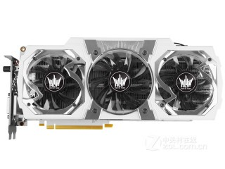 影驰GeForce GTX 980Ti HOF