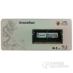 亚州龙8GB DDR3 1600笔记本内存