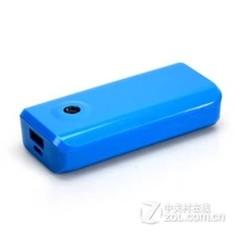 PLUFY 通用型手机移动电源- 蓝色