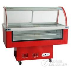 雪花(SNOWFLK)冰粥柜冷藏柜 保鲜柜 熟食柜 商用保鲜柜 食品柜 展示柜冷藏 LC-350