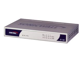 SonicWALL TZ 150(10用户)