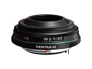 宾得DA 40mm f/2.8 Limited