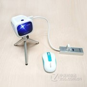 韩国投影仪国际品牌-酷迪斯iCodis CB-100高清投影机微型智能投影仪无线上网 套装A