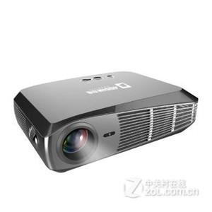 澳典(aodin)投影仪 4K 高清家用投影机1080P led 微型投影机性能怪兽 智能家用版(1000流明亮度)