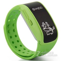 Caiqin GPS定位手表(草绿色)