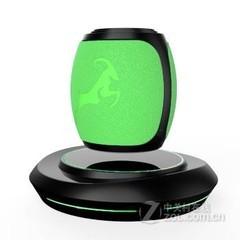 利歌磁悬浮无线蓝牙音箱 绿色+底座