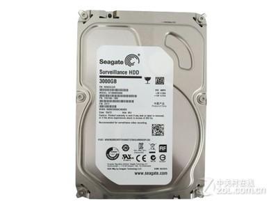 希捷 SV7 3TB SATA(ST3000VX006)监控级3.5寸硬盘