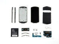 8848 钛金手机(全网通)专业拆机1