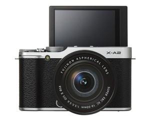 富士X-A2套机(XC 16-50mm,XC 50-230mm)